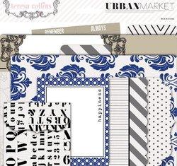 File folders Teresa Collins Urban Market  p/5st