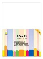 Foam 3D dubbelzijdig klevend 3mm p/st