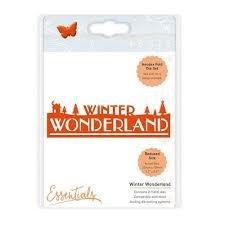 Stans Christmas Winter wonderland  per stuk