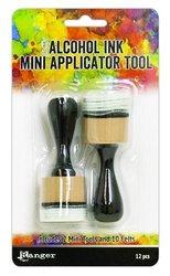 Alcohol ink Mini Applicator Tool p/2st + 10vilt