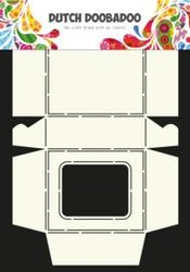 Box art Window  A4 p/st