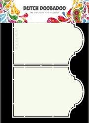 Card art 2-luik A5 per stuk