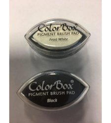 Color box kattenoog  per stuk zwart