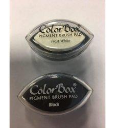 Color box kattenoog  per stuk wit