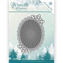 Stans Winter Classics Mirror Oval p/st