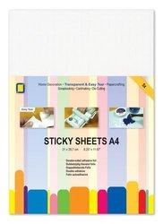 Sticky sheets A4 per set