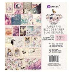 Paper pad 15x15cm Moonchild p/30vel