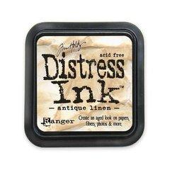Ink pad antique linen p/st