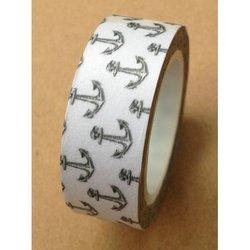 Masking tape anker 15mm p/10m wit