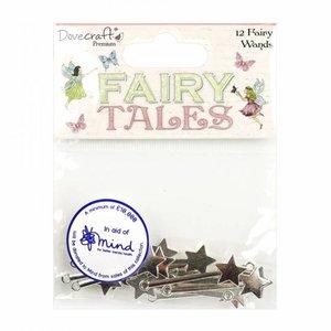 Fairy Tales Metal Fairy Wands p/set