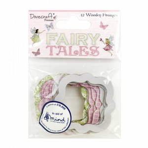 Frames hout Fairy Tales inhoud 12 stuks