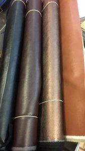 Leer brons 50x70cm p/st imitatie