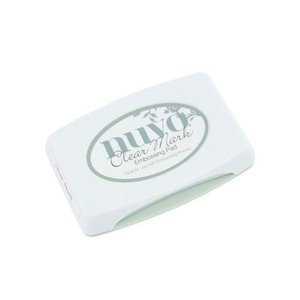 Ink pads clear mark embossing pad  per stuk