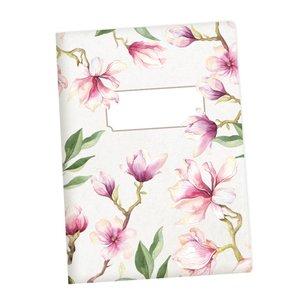 Art journal A5 hello beautiful magnolia  per stuk