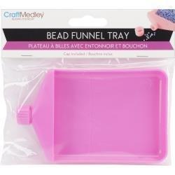 Bead Funnel Tray 7.5 x 10.5 cm per stuk