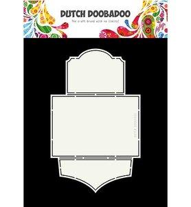 Card Art 3-delige vouw p/st
