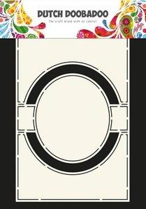 Card art Cirkel A4 per stuk