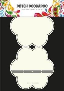 Card art ezel bloem A4 per stuk