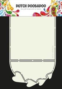 Card art harten A4 per stuk