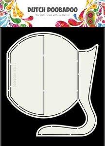 Card art koffiepot A5 per stuk