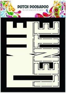 Card art Lente A5 per stuk