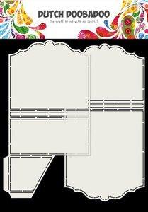 Card Art Mini album met pocket A4 per stuk