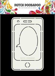 Card art mobiel A5 per stuk