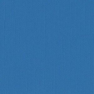Cardstock Sapphire 30.5x30.5cm texture 216gr p/vel