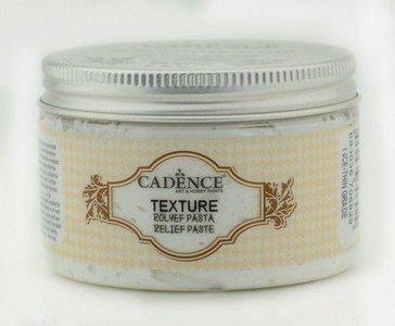 Texture Relief Pasta 150 ml per stuk wit