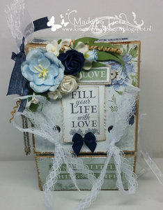 Scrap en bep 25 april 2018 basispakketje p/set