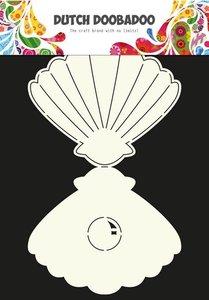 Card art Conch A4 per stuk