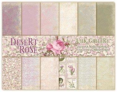 Paper pad Desert Rose 30.5x30.5cm p/6vel