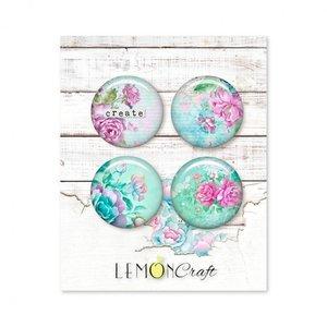 Lemoncraft - buttons Silence 4stuks (LEM-SILEN10) 0