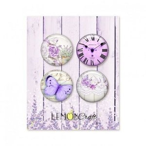 Buttons My sweet provence p/4st