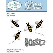 Bees Wafer Thin Metal Die