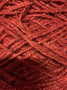 Jute rood p/470mtr 3.5mm flaxkoord
