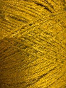 Jute geel p/470mtr 3.5mm flaxkoord