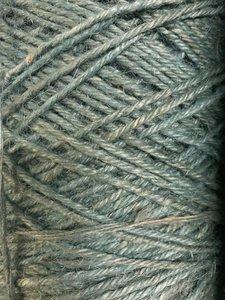 Jute mintgroen p/470mtr 3.5mm flaxkoord