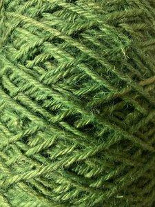 Jute grasgroen p/25mtr 3.5mm flaxkoord